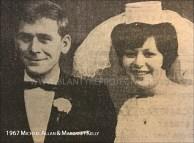 1967 Michael Allan & Margaret Kelly