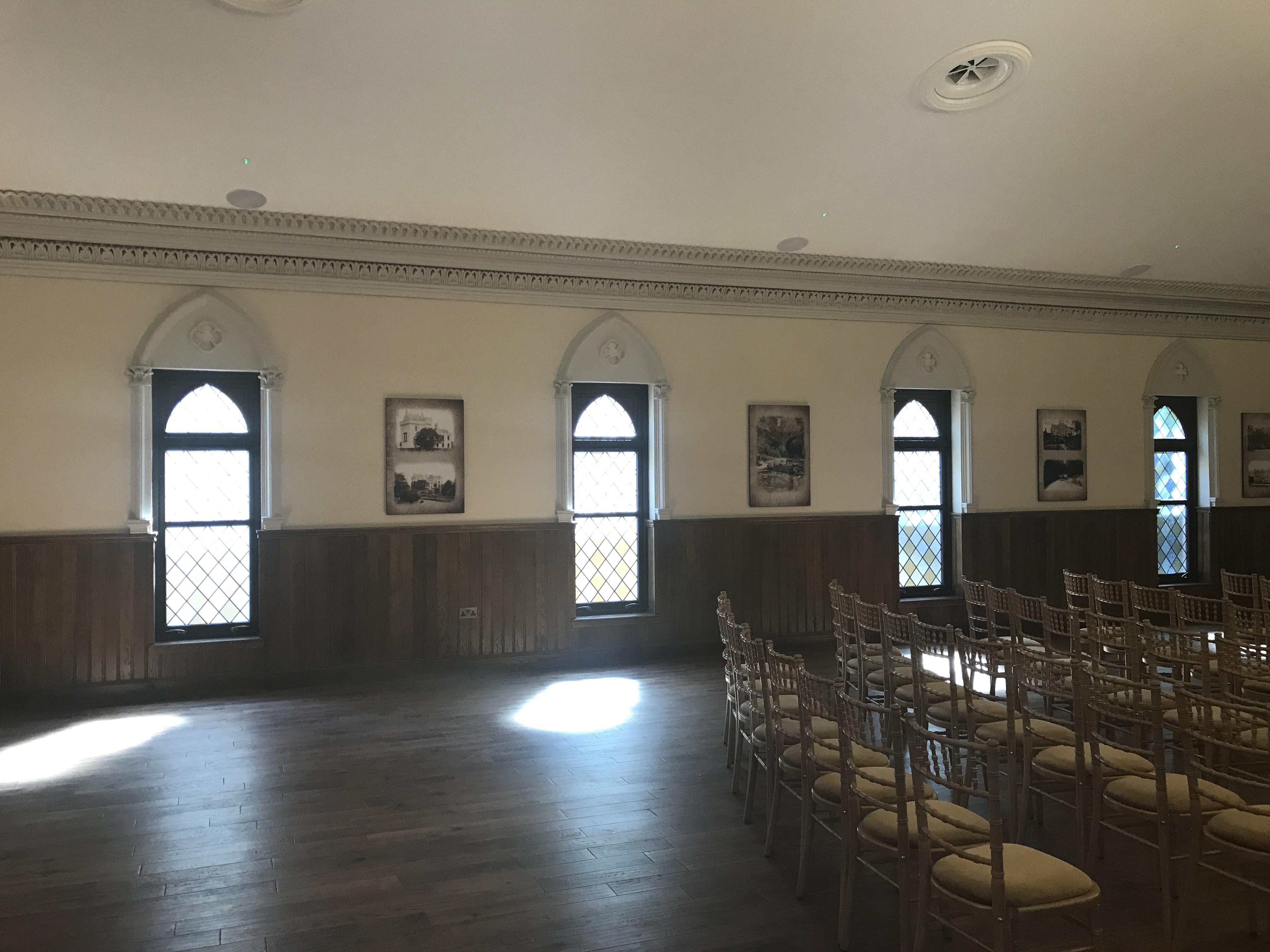 2017 April Crossbasket Ceremony Hall