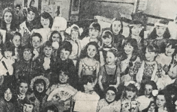 1976 David Livingstone Primary girls