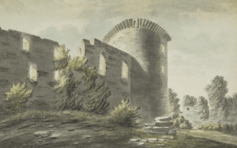 1779 Bothwell Caslte & Blantyre Priory by Unknown