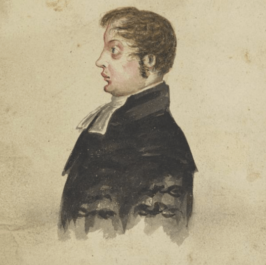 1820s Rev John Hodgson