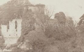 1870 Bothwell Castle Riverbank James Valentine