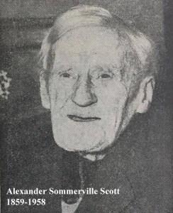 1958 Alexander Sommeville Scott wm