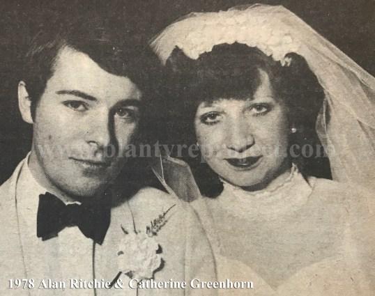 1978 Alan Ritchie & Catherine Greenhorn wm