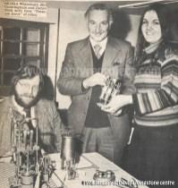 1978 Bill Cunningham at Memorial Centre