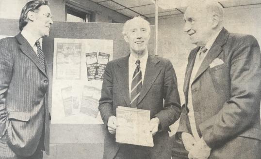 1978 David Kelly far right