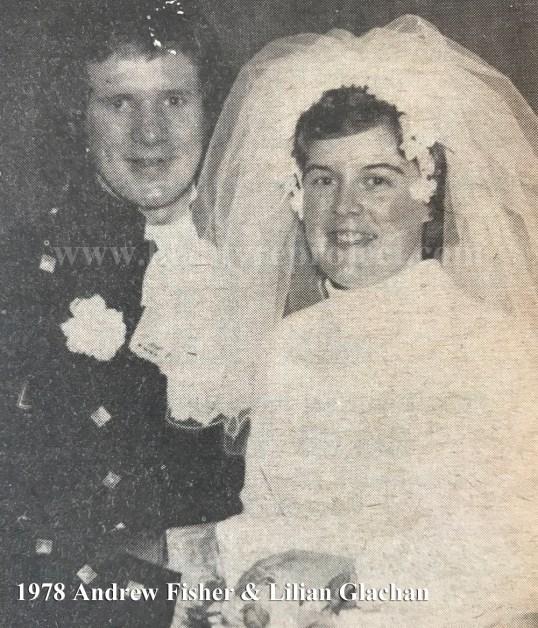 1978 Lilian Glachan & Andrew Fisher wm