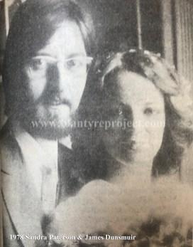 1978 Sandra Paterson & James Dunsmuir