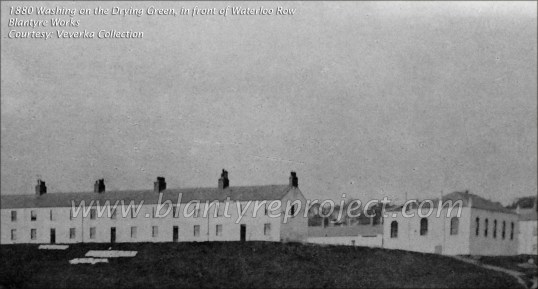 1880 Washing on drying green Waterloo row wm