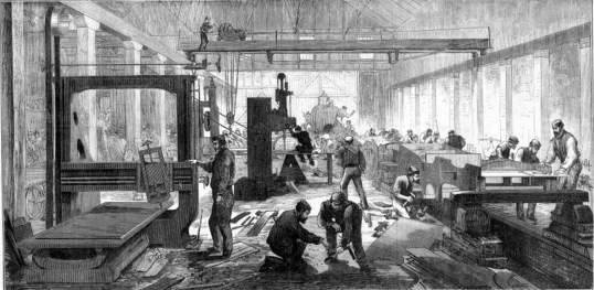 1890s sketch foundry