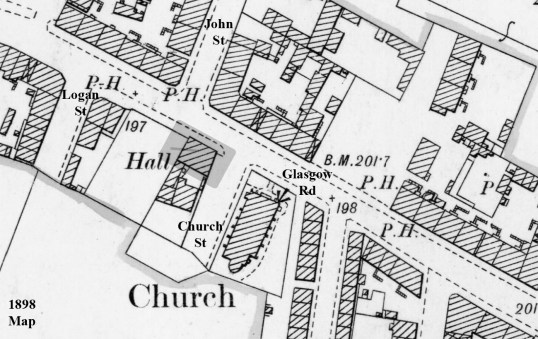 1898 Burleigh Hall zoned
