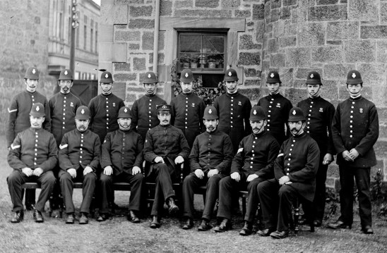 1908-blantyre-police-group