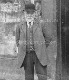 1921 William Francis (Frank) Benham at 11 Stonefield Rd