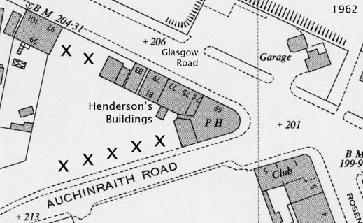 1962 Hendersons Buildings