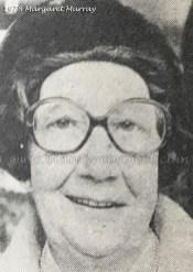 1978 Margaret Murray