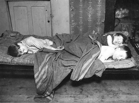 children tenement