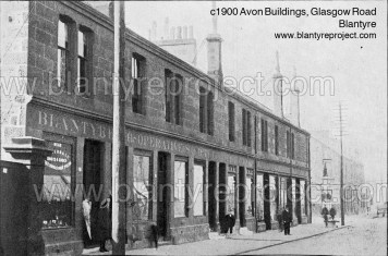 1900 Avon Buildings between 1900-1910