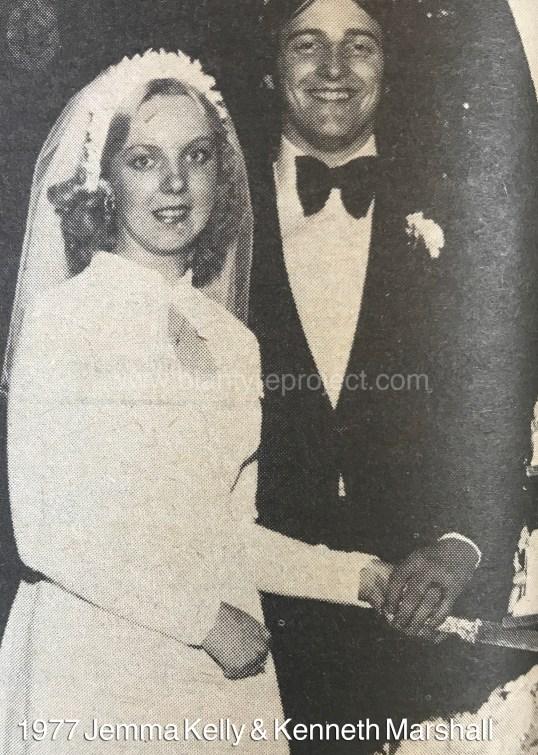1977 Jemma kelly & Kenneth Marshall wm