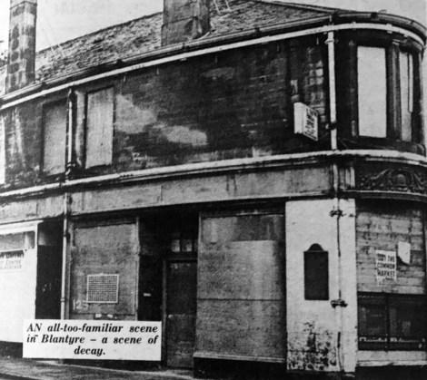 1978 Derelict Avon Buildings
