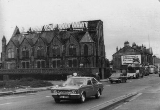 1979 Stonefield Parish Church