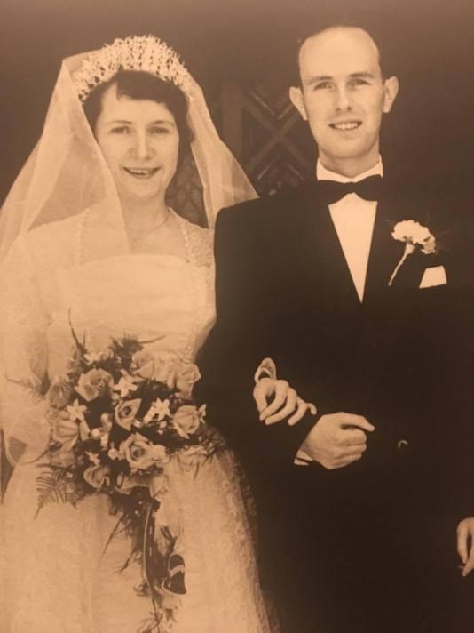 1957 Doyle - Mullen Wedding