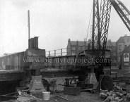 1932 Replacement of Western bridge 2