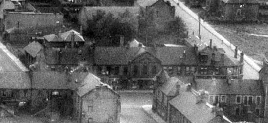 1950 Aerial Photo