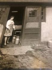 1960 Mrs Margaret Wilkie of Bardykes (courtesy Sandy Wilkie)