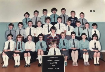 1984 Auchinraith Primary School P7/6