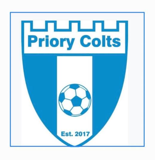 2017 Priory Colts logo