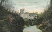 1910s Calderwood Castle Postcard