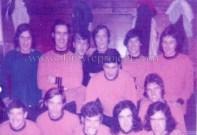 1970 Burnbank Swifts Football Team