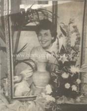 1970s Audrey Smith, florist