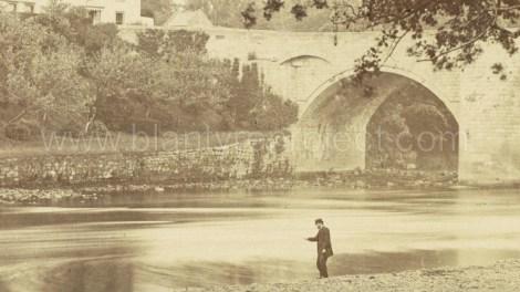 1880s Bothwell Bridge 1 wm J McGhue