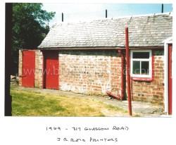 1969 JR Reid Printers, where it started