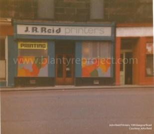 1976 JR Reid Printers
