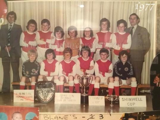 1977 St Blanes Football Team wm