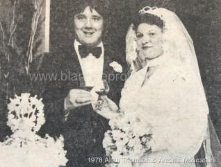 1978 Allan Thomson & Antonia Moscardini
