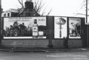 1979 Billboards at bottom Stonefield Road