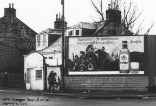 1979 Light Fittings shop Glasgow Road