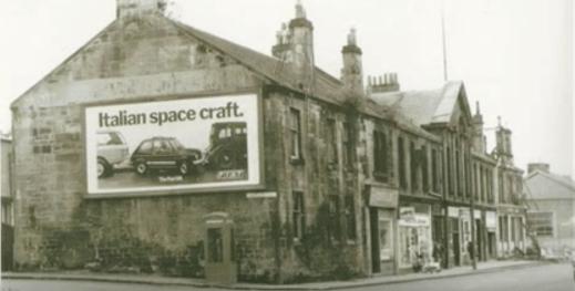 1979 Priory Bar Demolition