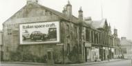 1979 Priory Bar Demolition Glasgow Road