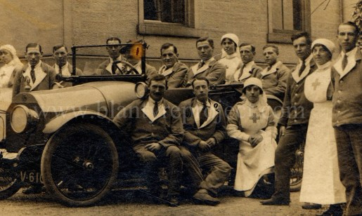 WW1 Caldergrove