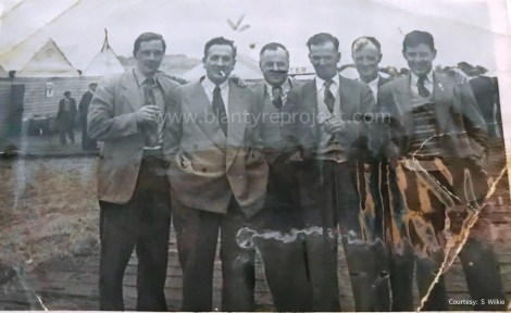 1950s Blantyre men wm