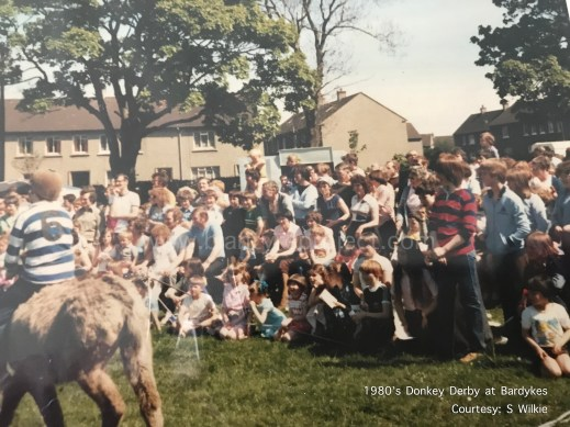 1980s Round Table Donkey Derby at Bardykes wm