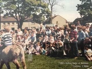 1980s Donkey Derby at Bardykes