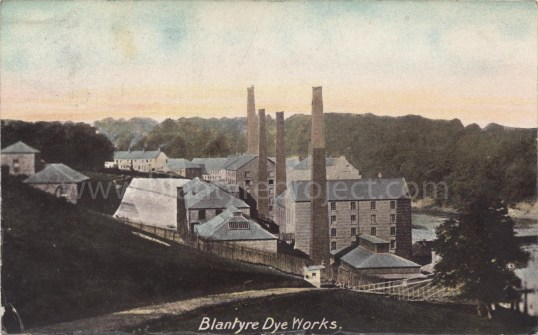 1890s Blantyre works 3 wm
