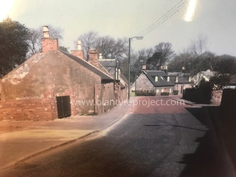 1970s Hunthill Road wm
