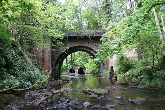 2 Glasgow Road Bridges