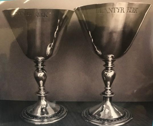 Blantyr kirk cups